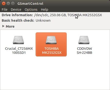 GSmartControl